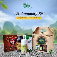 ATH Ayurveda   Immunity Booster Kadha