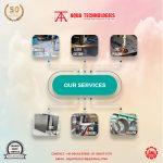 CNC Waterjet Cutting Services in Coimbatore CNC BendingFolding Machine 