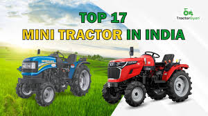 Mini Tractor Price 2020, Specification and Review