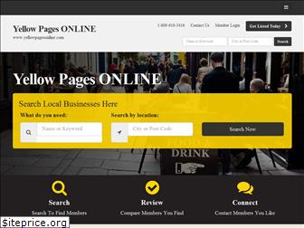 Online Yellow Pages Directory in Karnataka