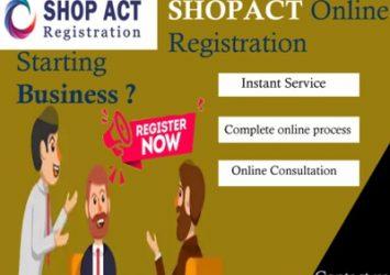 Shop Act / Gumasta Registration Online Application Maharashtra