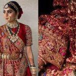Wedding Marriage Bridal lehenga in Gujarat India For Marriage