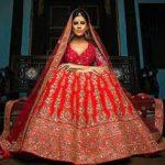 Wedding lehenga For Bride in Gujarat India Anand