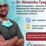Choose Best Doctor Orthopedic in Delhi.