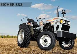 Eicher 333 Tractor in India