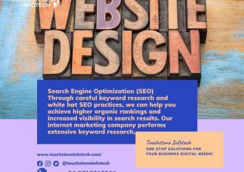 Best Digital Marketing and Web Designing Services - Touchstone Infotech