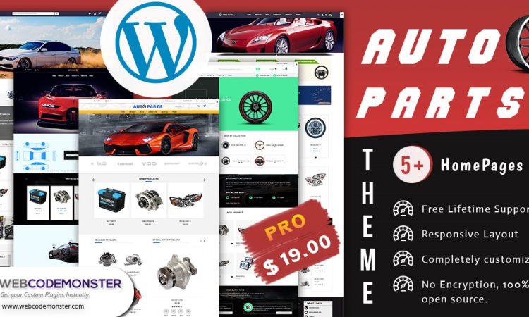 Car Dealer WP Theme
